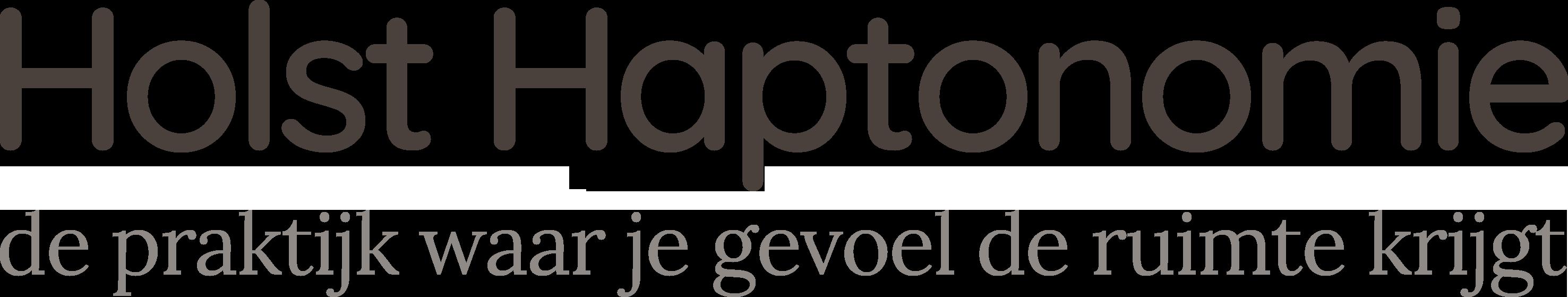 Logo Holst Haptonomie